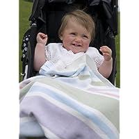 Montpellier Cotton Baby Blanket