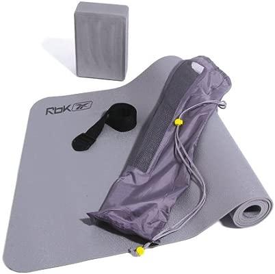 Reebok Kit de Yoga - Gris: Amazon.es: Deportes y aire libre