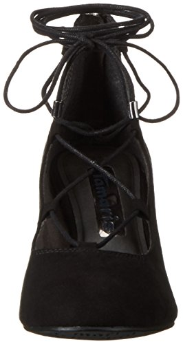 Tamaris 24417, Zapatos de Tacón para Mujer Negro (BLACK 001)