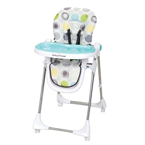 Baby Trend Aspen High Chair, Mod dot