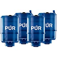 4-Pack PUR MineralClear Replacement Faucet Filter