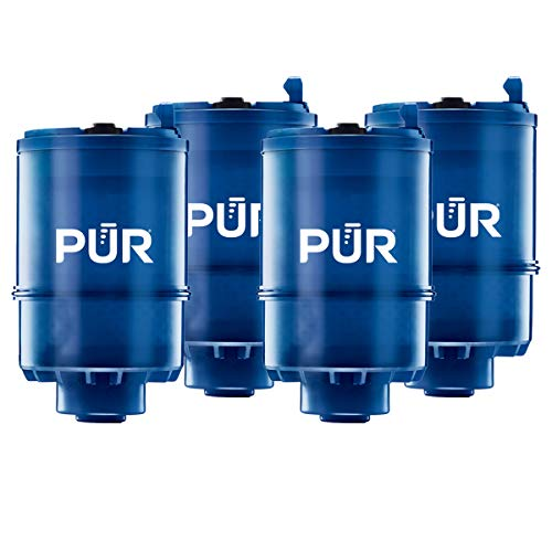 Best Deals! PUR RF99994SP Replacement Filter, 4 Pack, Blue