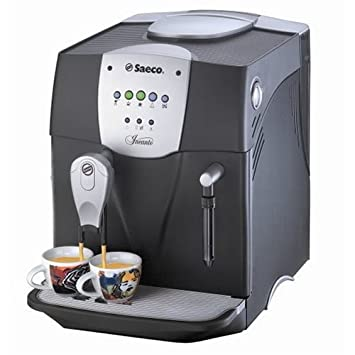 Saeco Incanto Café/Espresso de goteo negro Modelo Especial (Antigua UVP: 599 &