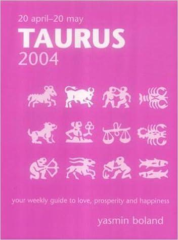 horoscopes uk taurus