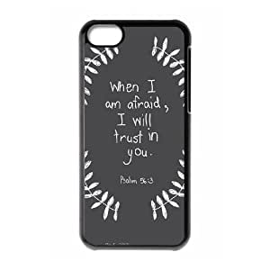 Words Of Inspiration For Singles Case For iPhone 5C Black Nuktoe627380