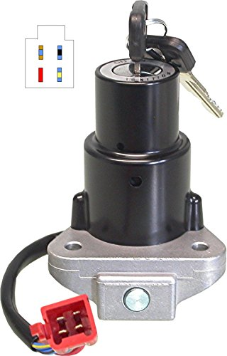 Yamaha DT 125 R (3DB1) Ignition Switch 1988-1988 for sale  Delivered anywhere in USA