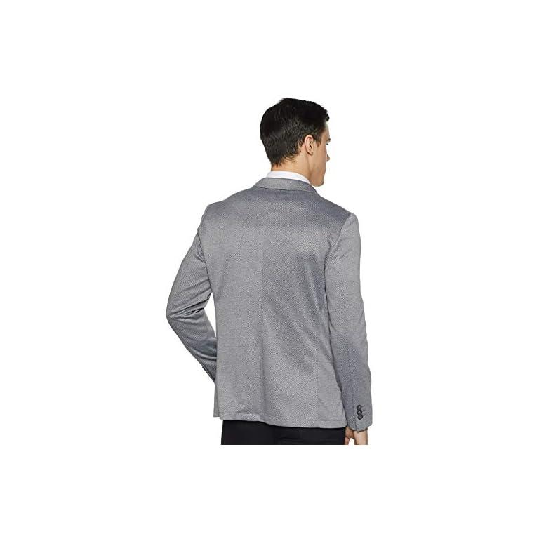 41MV5I gIIL. SS768  - Peter England Men's Slim fit Blazer