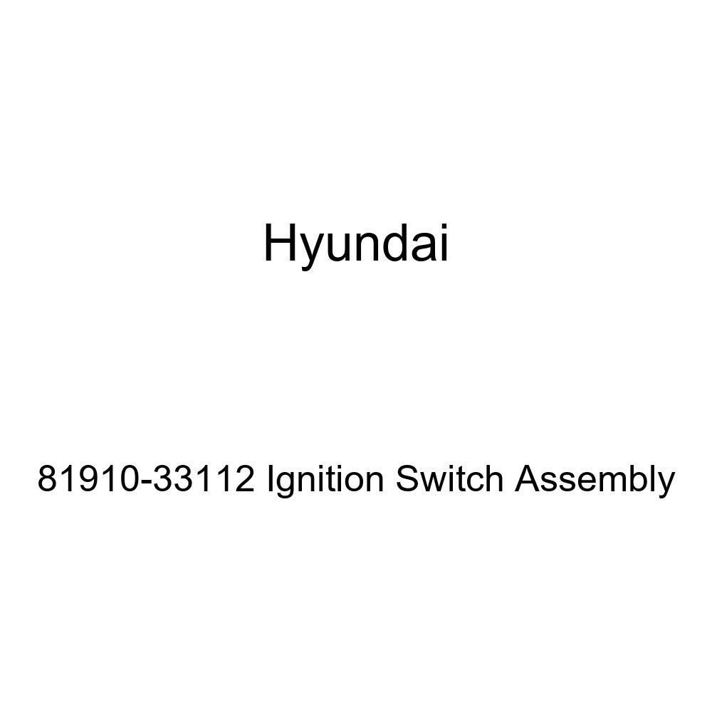 Genuine Hyundai 81910-33112 Ignition Switch Assembly