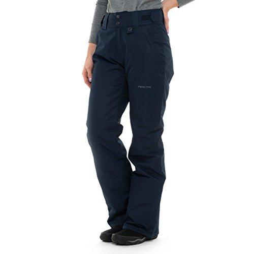Arctix Women's Snow Pants, X-Large, Blue (Stretch Snow)