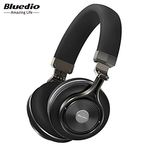 Click to buy Bluedio T3 Plus Wireless Bluetooth Headphones Wireless Headset with Mic/Micro SD Card Slot Bluetooth Headset for Music Phone - From only $59.99