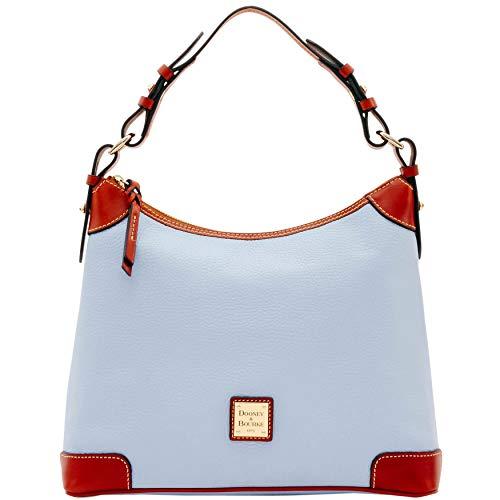 Dooney And Bag Hobo Bourke - Dooney & Bourke Pebble Grain Hobo Shoulder Bag