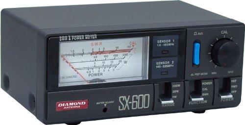 DIAMOND SWR & POWER METER SX-600