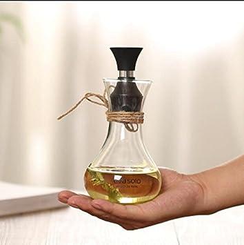 öl Essig Spender xjoel glasflasche olivenöl spender essig spender öl essig cruet