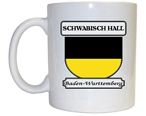 (Schwabisch Hall, Baden-Wurttemberg City Mug)