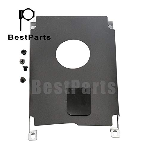 BestParts for HP ProBook 450 440 445 455 470 G2 G1 G0 Hard Drive Caddy Hardware kit w/Screw NO G3 (Hp Probook 440 G1 Hard Drive Replacement)