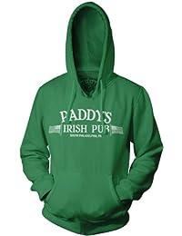 It's Always Sunny In Philadelphia - Paddy's Irish Pub Zip Hoodie Green