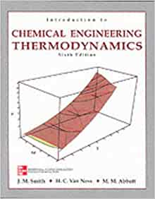 introduction to chemical engineering thermodynamics pdf smith