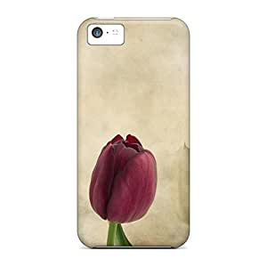 Zxg20549BYfX Cases Covers 3d Tulips Iphone 5c Protective Cases