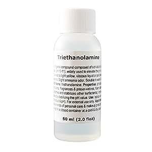 Triethanolamine - 2.0floz / 60ml