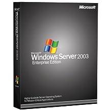 Windows Svr Ent 2003 64bit X64 En CD 25 Clt
