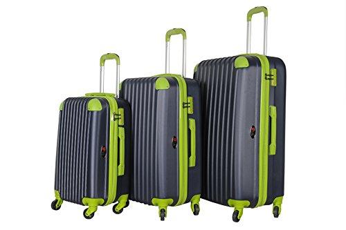 brio-luggage-hardside-spinner-luggage-set-808-navy-green