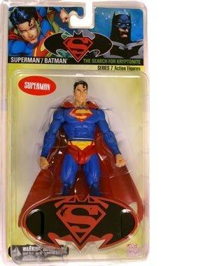 Superman/ Batman Series 7 Superman Action Figure by DC Comics