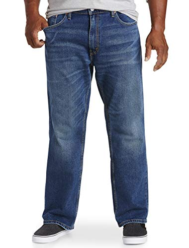 - Levi's Men's 559 Relaxed Straight Jean, Bebop-Stretch, 44 30