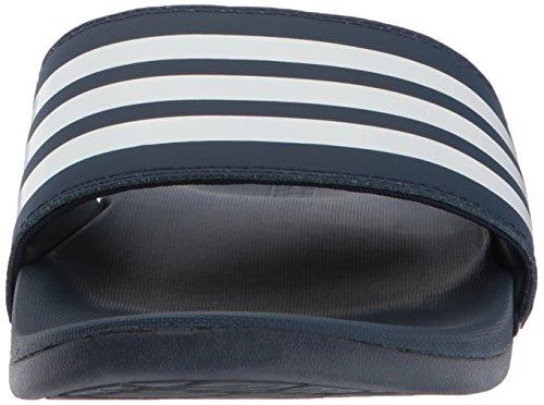 Pictures of adidas Women's Adilette CF+ Stripes W DA9340 Navy 6