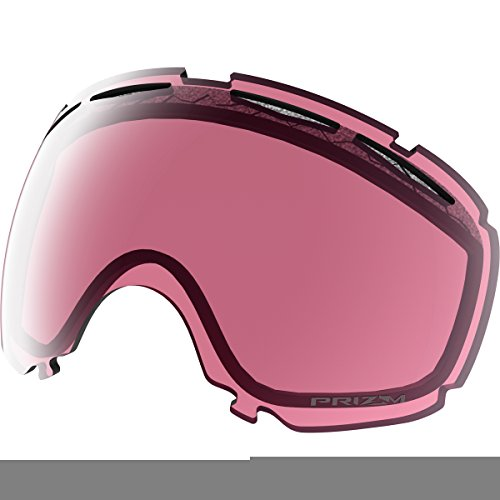 Oakley Canopy Replacement Lens, Prizm Rose (2014 Oakley Goggles)