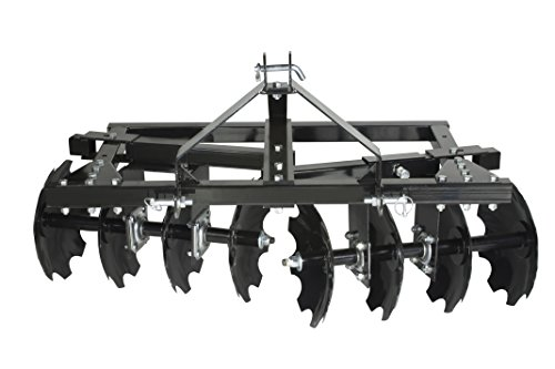 (IMPACT Implements CAT-0 Disc Plow/Harrow, 48