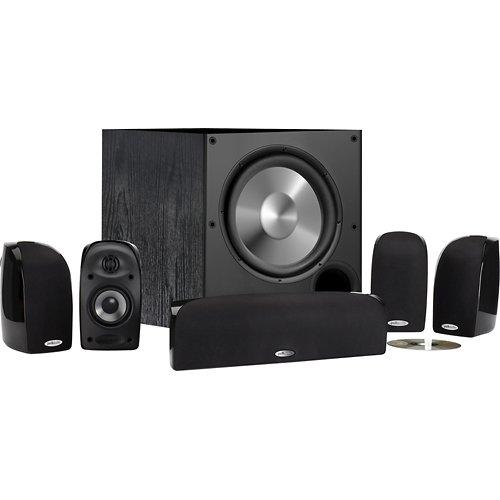 Polk Audio TL 1900 Blackstone 5.1-Channel Home Theater Speaker System