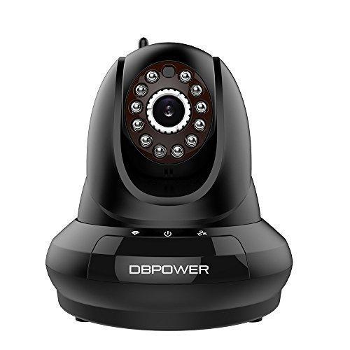 DBPOWER Wireless Security Surveillance Detection