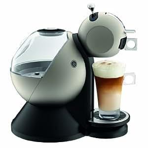 Krups Nescafé Dolce Gusto KP 2109, Titánico, 1500 W, 385 x 260 x 382 mm, 4950 g - Máquina de café