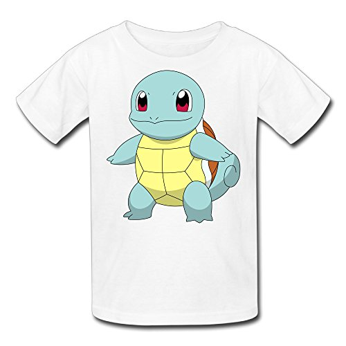 LYMIC Pokemon Go Squirtle Youth Cotton (Girl Squirtle)