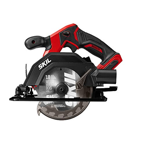 SKIL PWRCore 12 Brushless 12V Compact 5-1 2 Inch Circular Saw, Bare Tool – CR541801