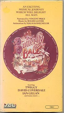 The Butterfly Ball -