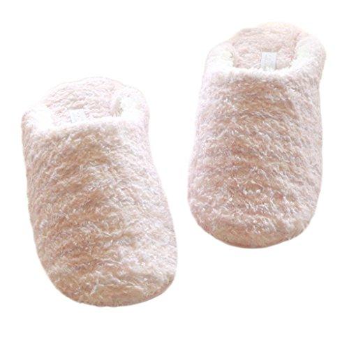 encantadoras Calzado Lana Fortuning's ovejas Unisexo Pareja Zapatillas Adultos Confortable Casa acogedor JDS WUzgw0