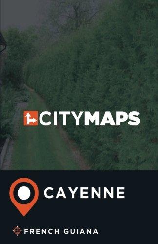 City Maps Cayenne French Guiana