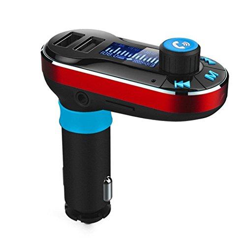 Tel Usb - TelDen Handsfree Car Charger Bluetooth FM Transmitter Radio Adapter Car Kit Bluetooth FM Transmitter Radio Vests