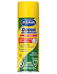 Bayer Inc. Dr. Scholl'S Odour Destroyers Sneaker Treater Spray 133 G
