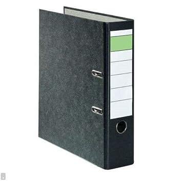 FALKEN Carpeta A4 SK lomo archivadores 8 cm Color Mármol Oficina Nuevo: Amazon.es: Oficina y papelería