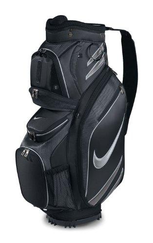 NIKE M9 Cart Bag (Black/Silver -Graphite)