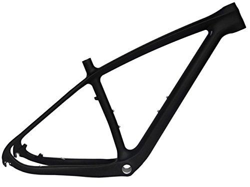 フルカーボンマットマット29インチマウンテンバイクMTBサイクリングbb30フレーム17.5