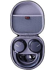 XANAD Hard Hoesje voor Sony WH-CH700N/Sony WH-CH710N Ruisonderdrukkende Draadloze Bluetooth Hoofdtelefoon-Beschermende Reizen Case