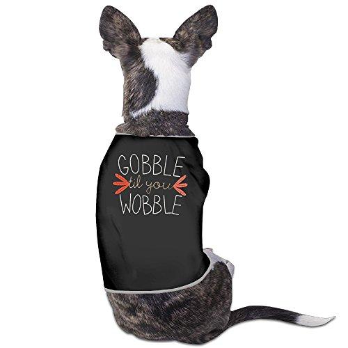 Theming Thanksgiving Dog Vest]()