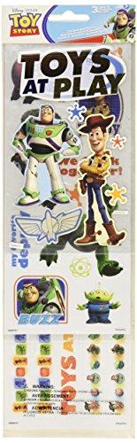 Sandylion Disney Toy Story Scrapbook Sticker Multipack