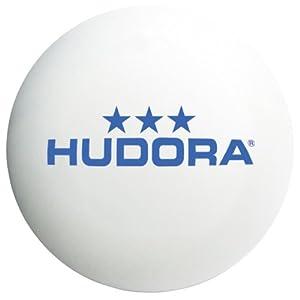 HUDORA Tischtennisbälle 76275, 6 Stück ***
