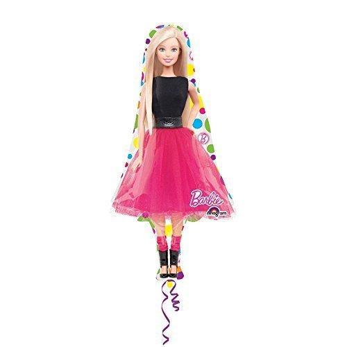 Barbie Sparkle Super Shape Balloon 21