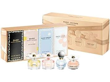 46e864e45dec Amazon.com : Marc Jacobs Daisy 4-Piece Mini Gift Set (Daisy, Daisy Eau so  Fresh, Daisy Dream, Daisy Love) : Beauty