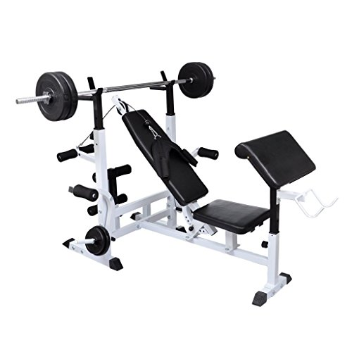 Festnight Multi Use Weight Bench by Festnight
